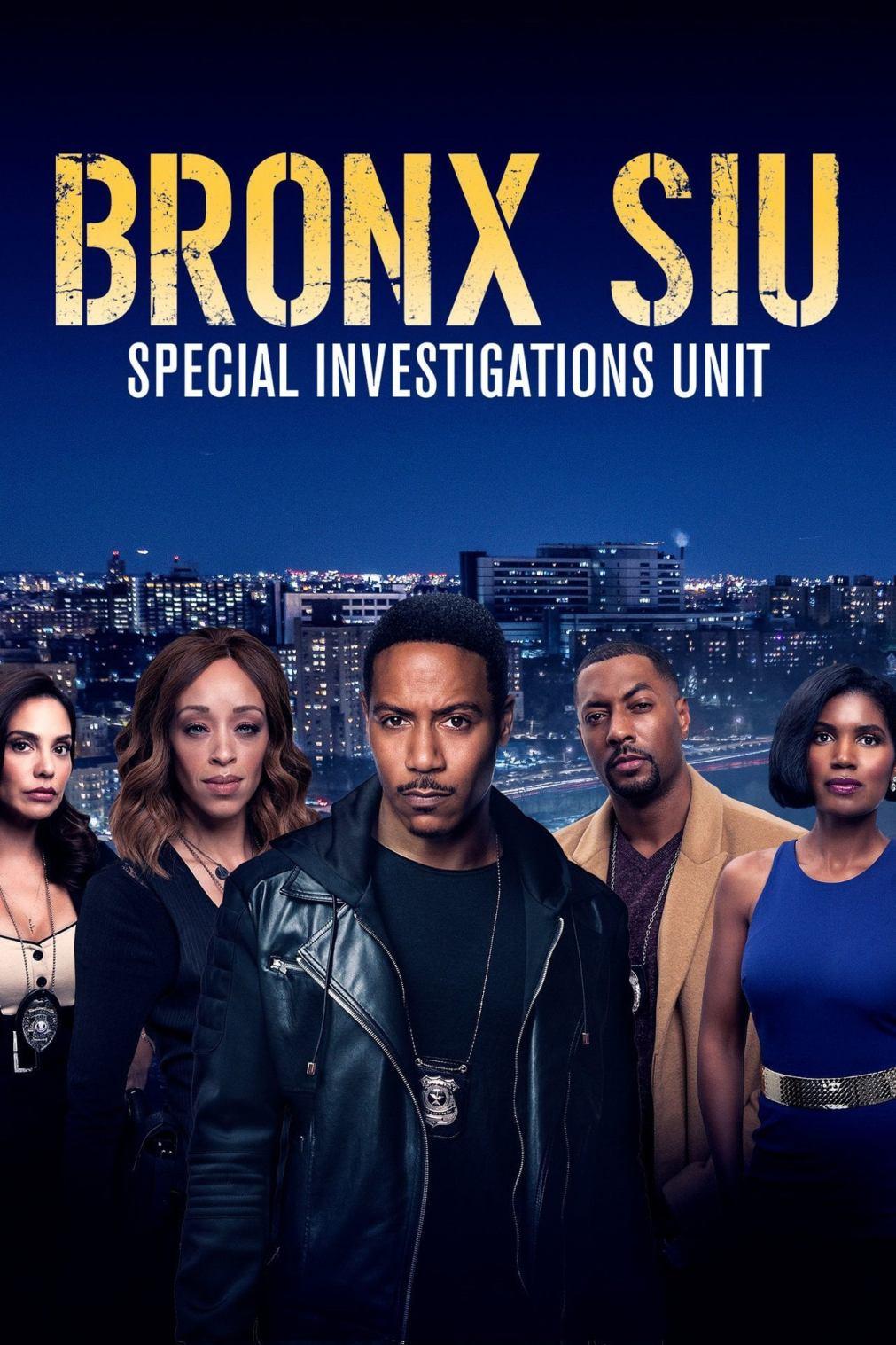 Bronx SIU kapak