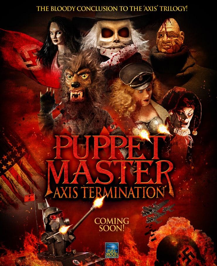 Puppet Master: Axis Termination kapak