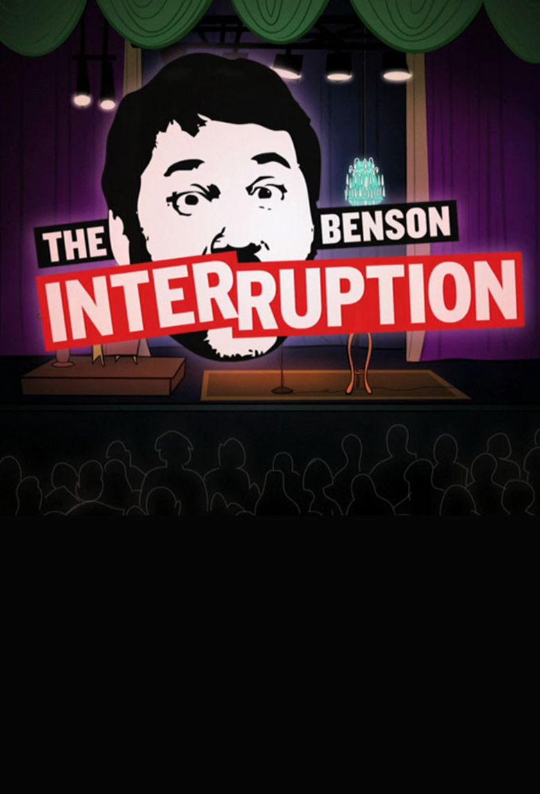 The Benson Interruption kapak