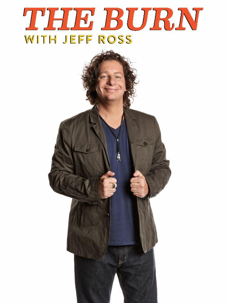 The Burn with Jeff Ross kapak