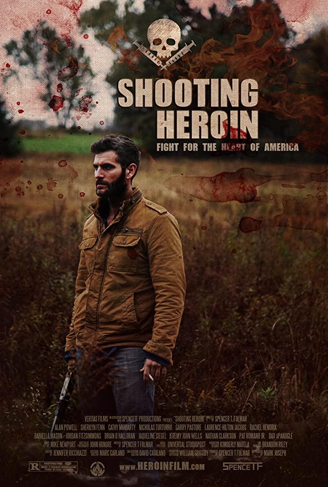 Shooting Heroin kapak