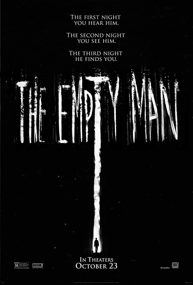 The Empty Man kapak