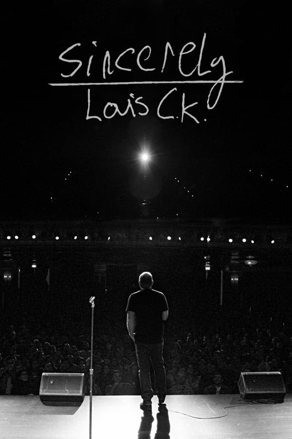Sincerely Louis CK kapak
