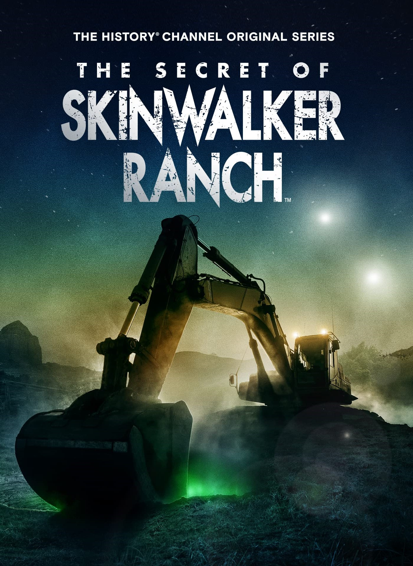 The Secret of Skinwalker Ranch kapak