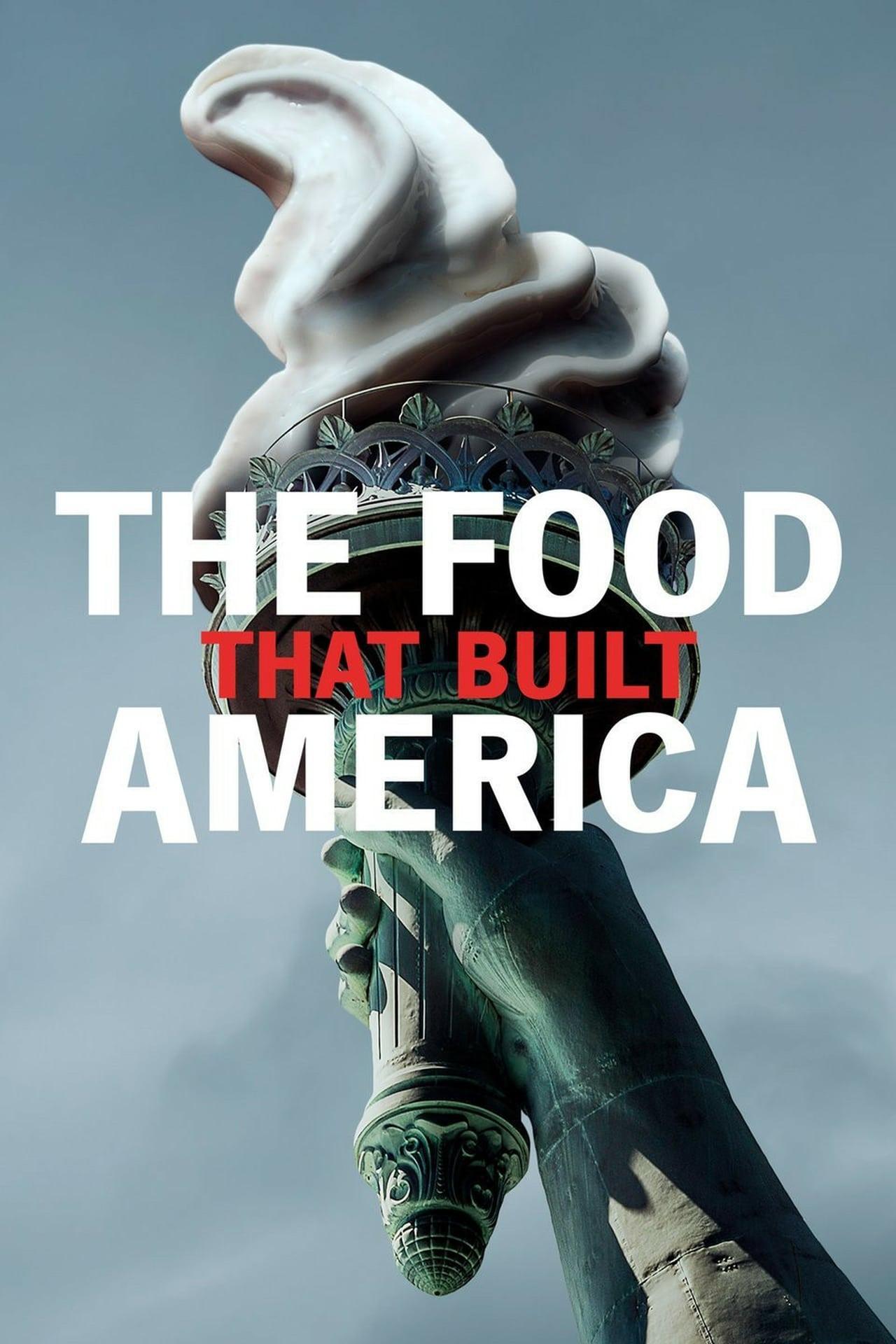 The Food That Built America kapak