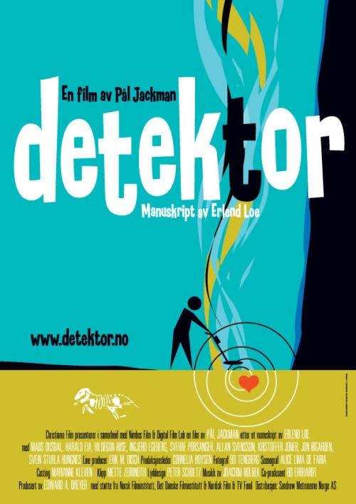 Detektor kapak