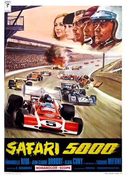 Safari 5000 kapak