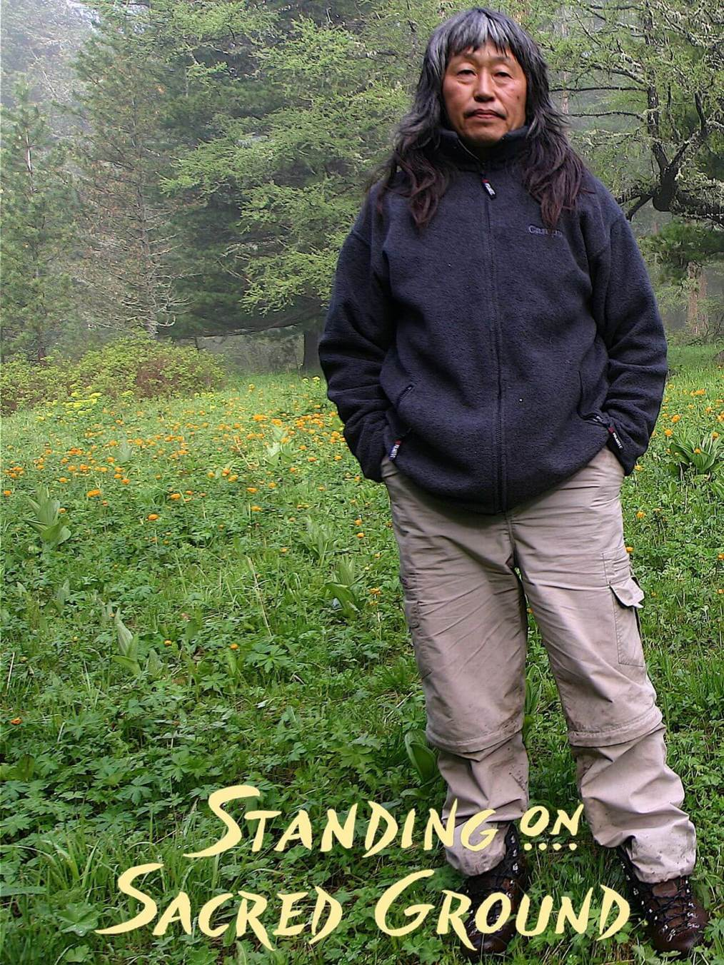 Standing on Sacred Ground kapak