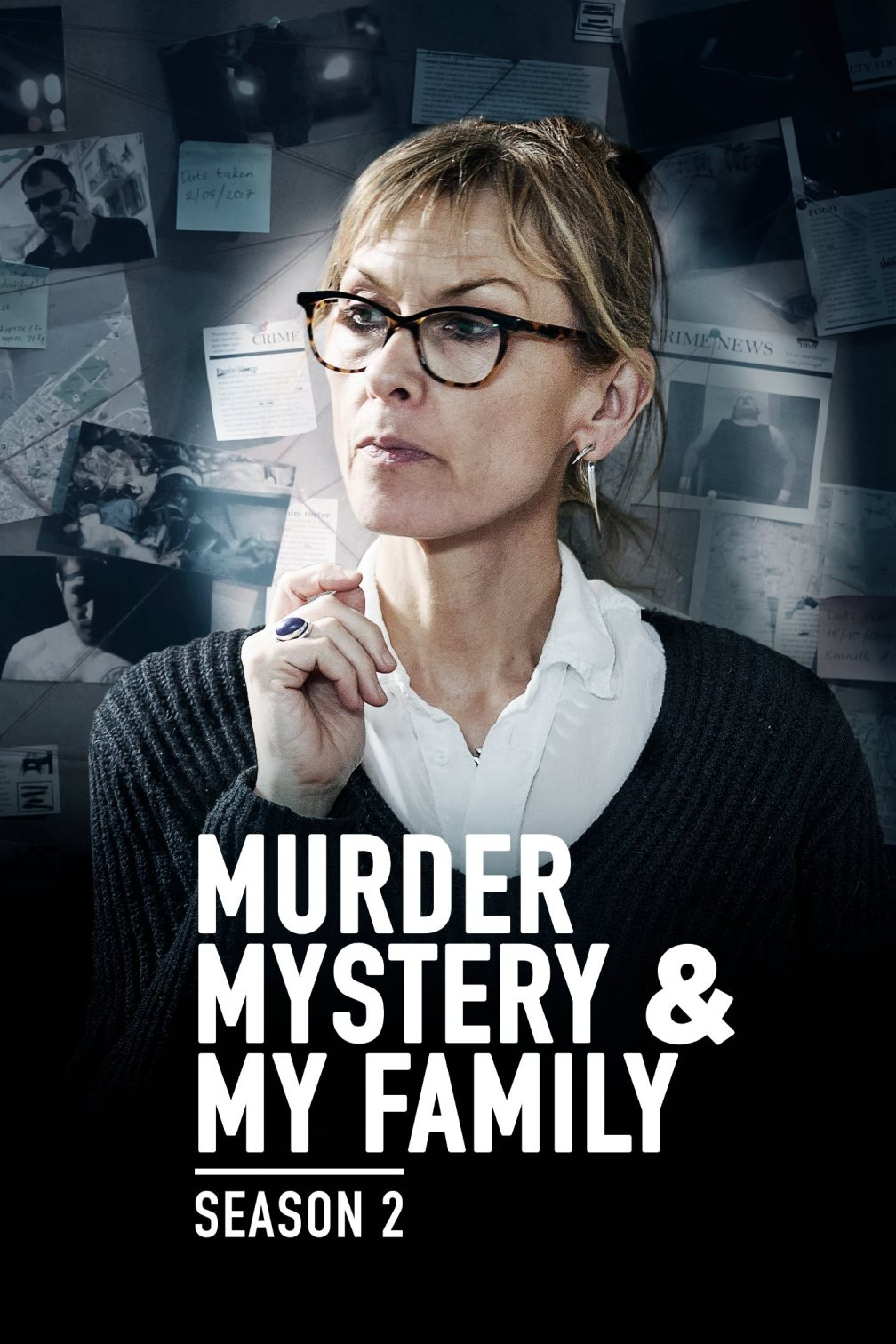 Murder, Mystery and My Family kapak
