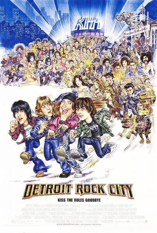 Detroit Rock City kapak
