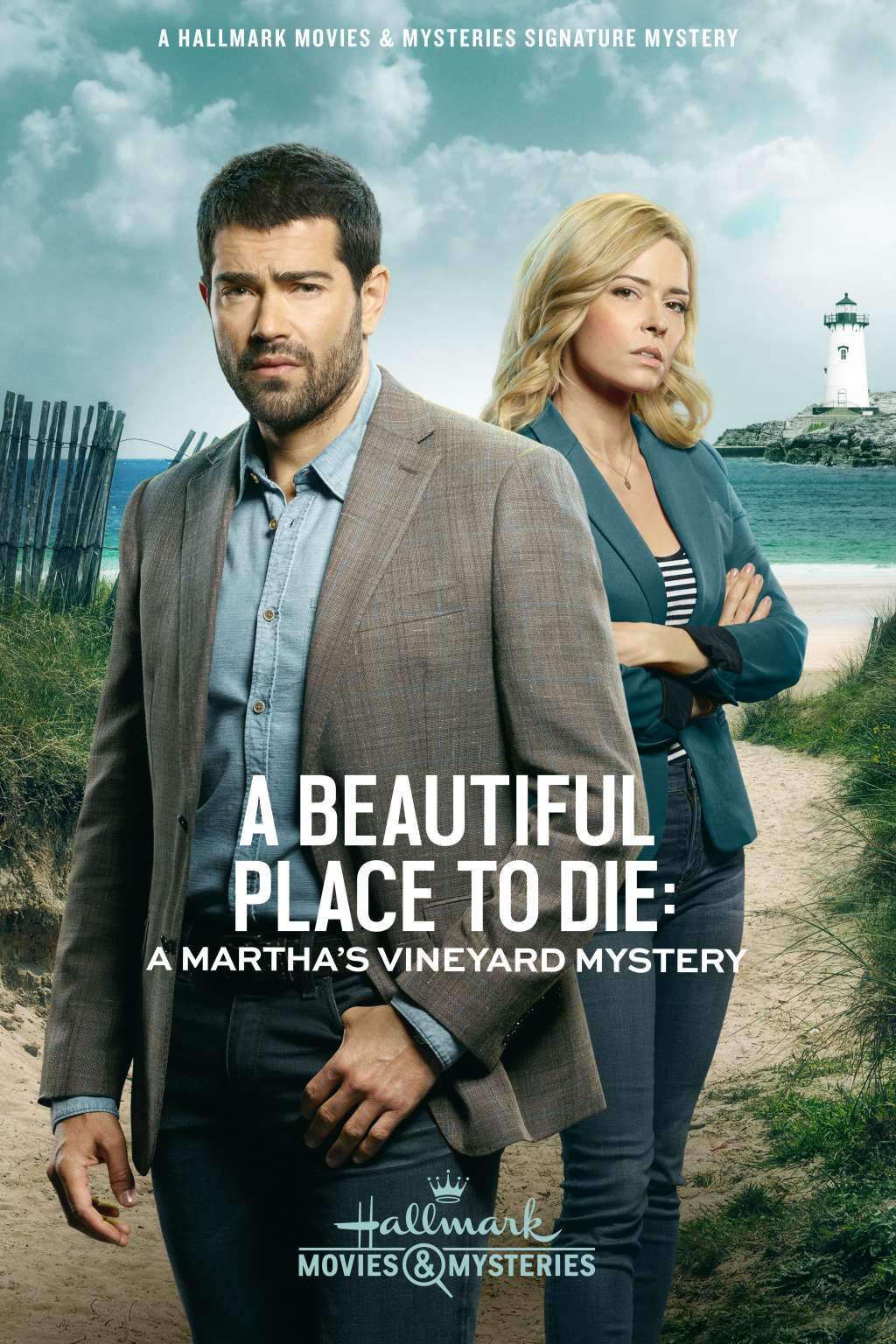 A Beautiful Place to Die: A Martha's Vineyard Mystery kapak