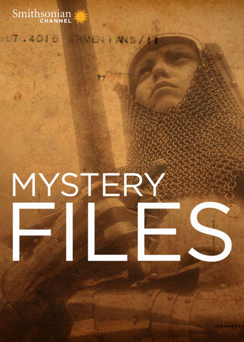 Mystery Files kapak