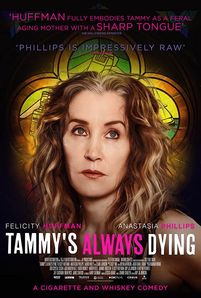 Tammy's Always Dying kapak