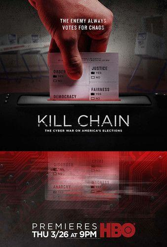 Kill Chain: The Cyber War on America's Elections kapak