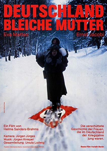 Deutschland bleiche Mutter kapak