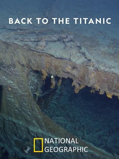Back to the Titanic kapak