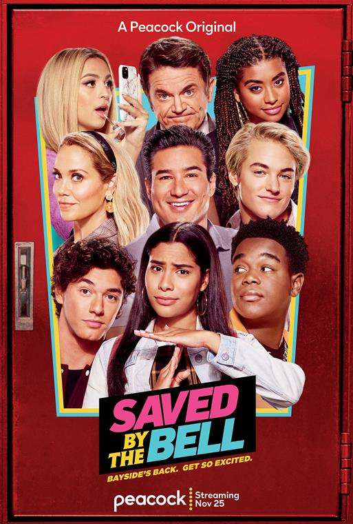 Saved by the Bell kapak