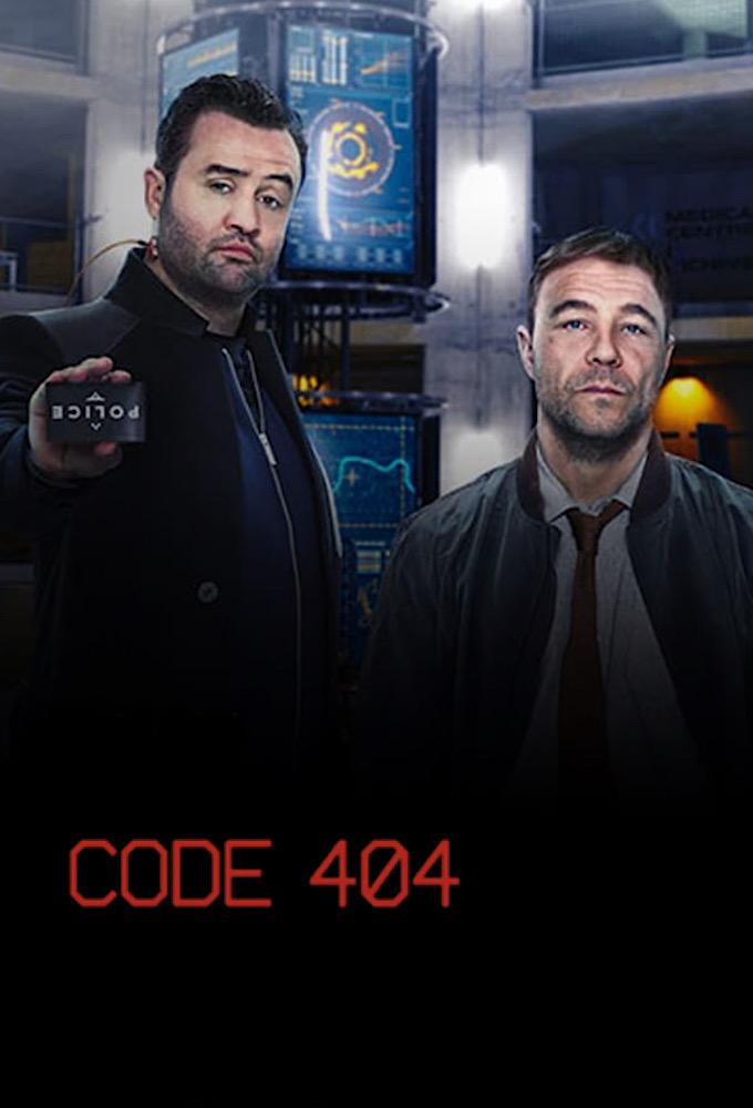 Code 404 kapak