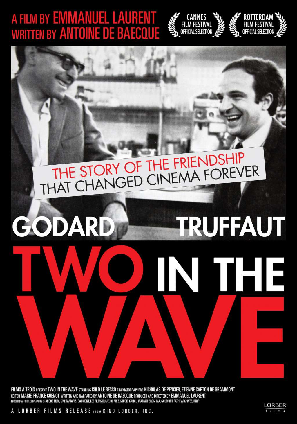 Two in the Wave kapak