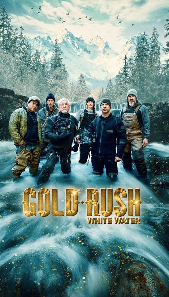 Gold Rush: White Water kapak
