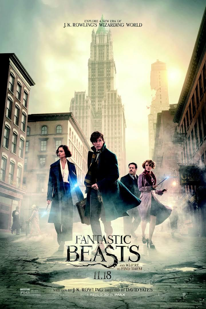 Fantastic Beasts and Where to Find Them: Before Harry Potter kapak