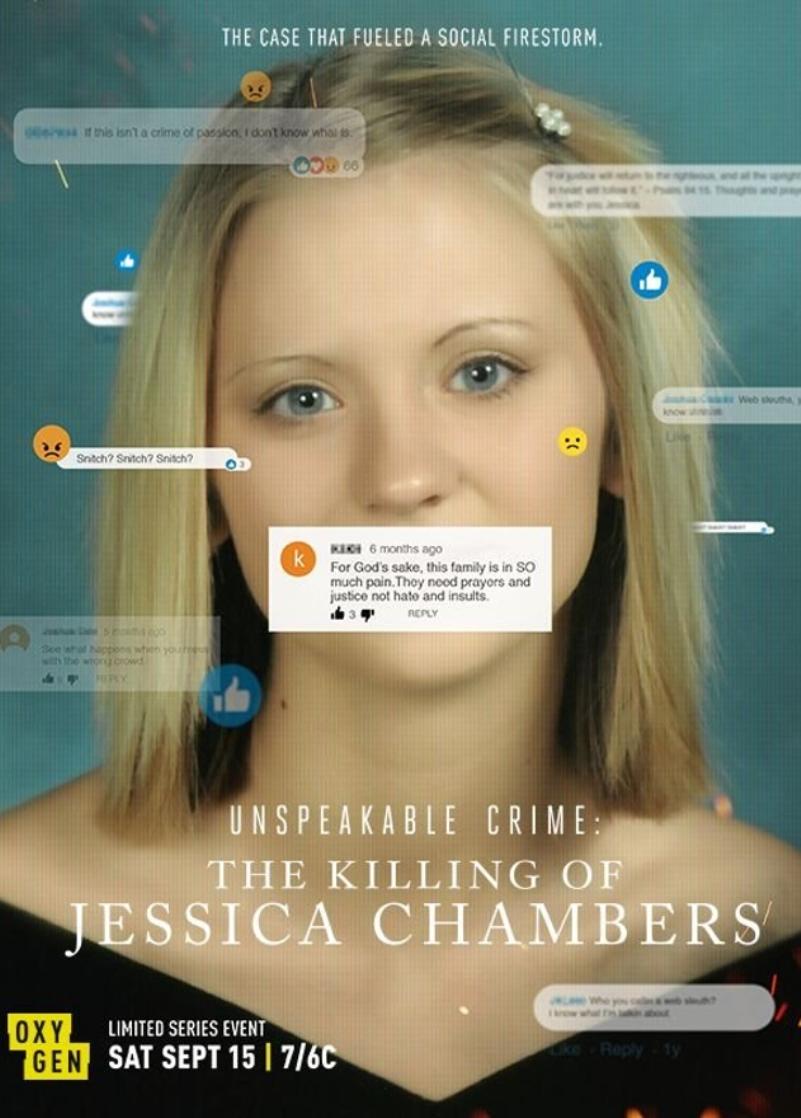Unspeakable Crime: The Killing of Jessica Chambers kapak