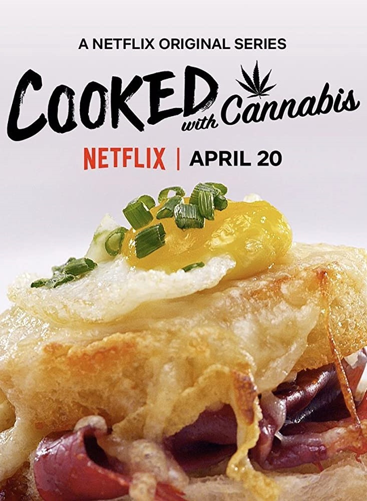 Cooked with Cannabis kapak