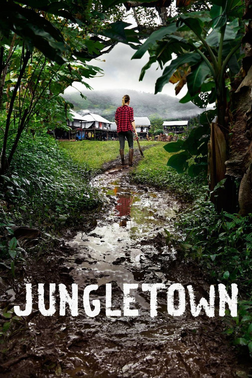 Jungletown kapak
