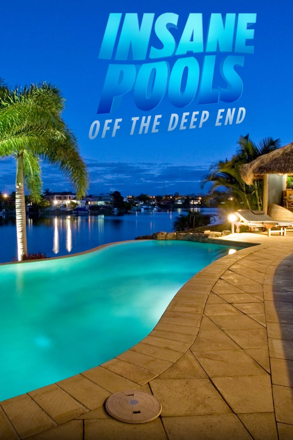 Insane Pools Off the Deep End kapak