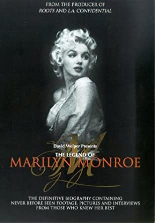 The Legend of Marilyn Monroe kapak