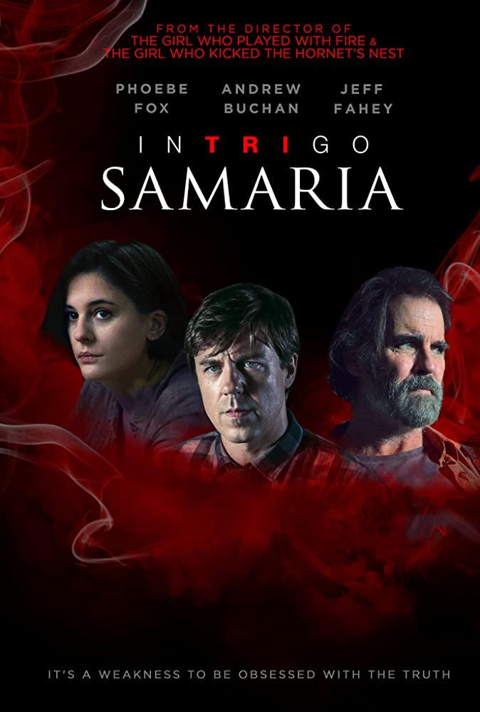 Intrigo: Samaria kapak