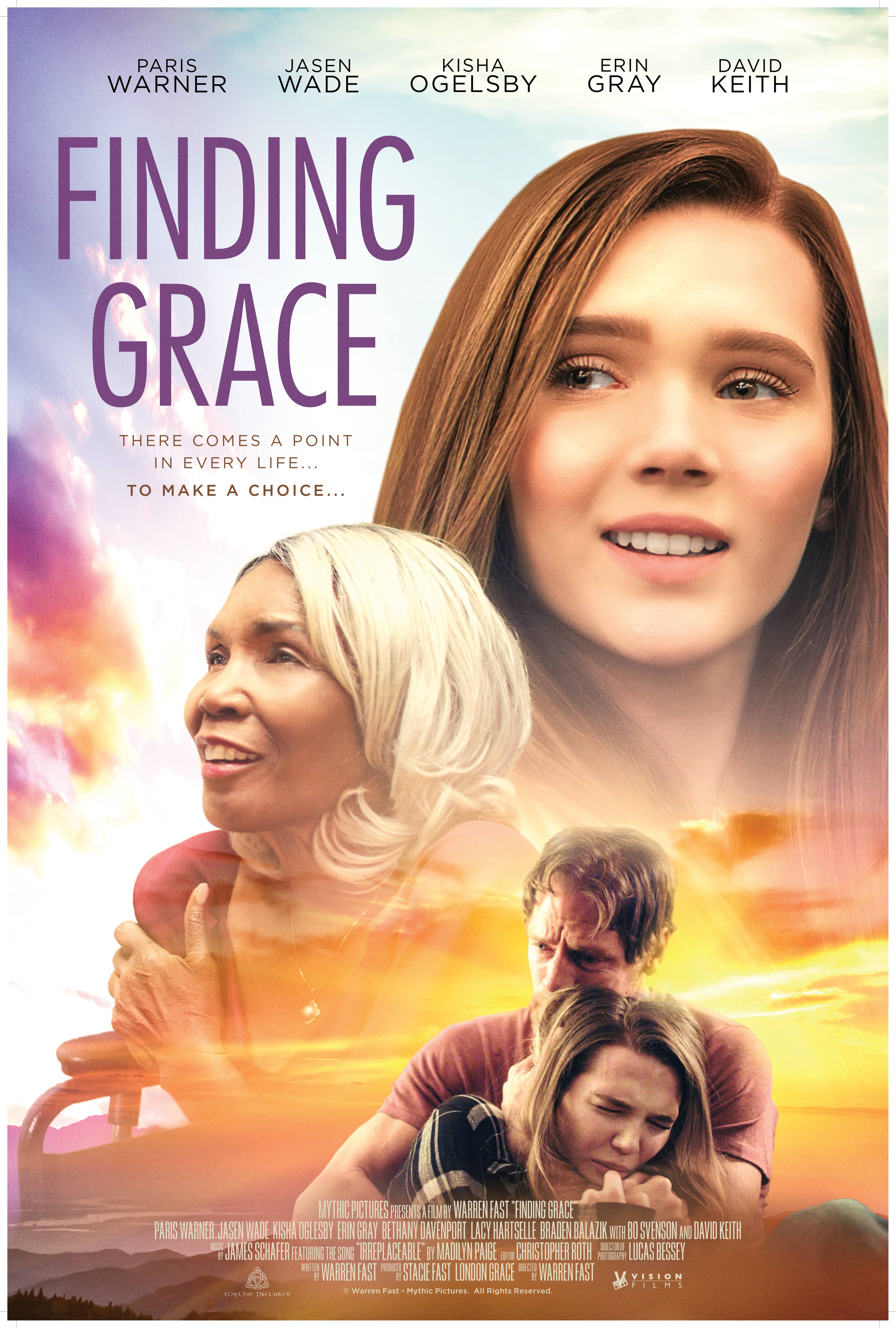 Finding Grace kapak