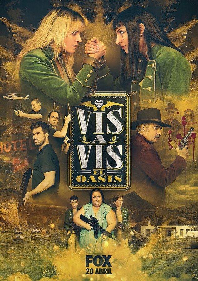 Vis a Vis: El Oasis kapak