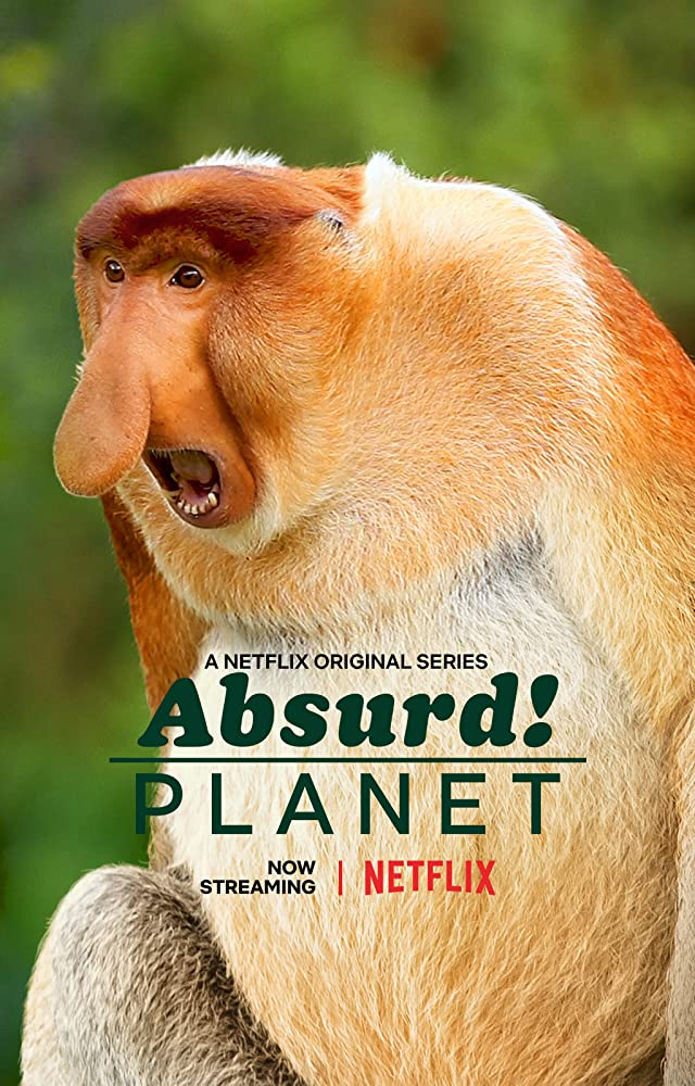 Absurd Planet kapak
