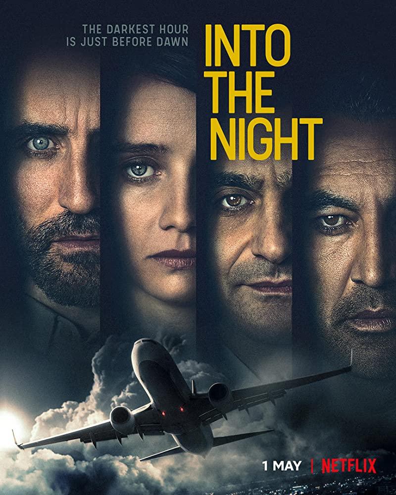 Into the Night kapak