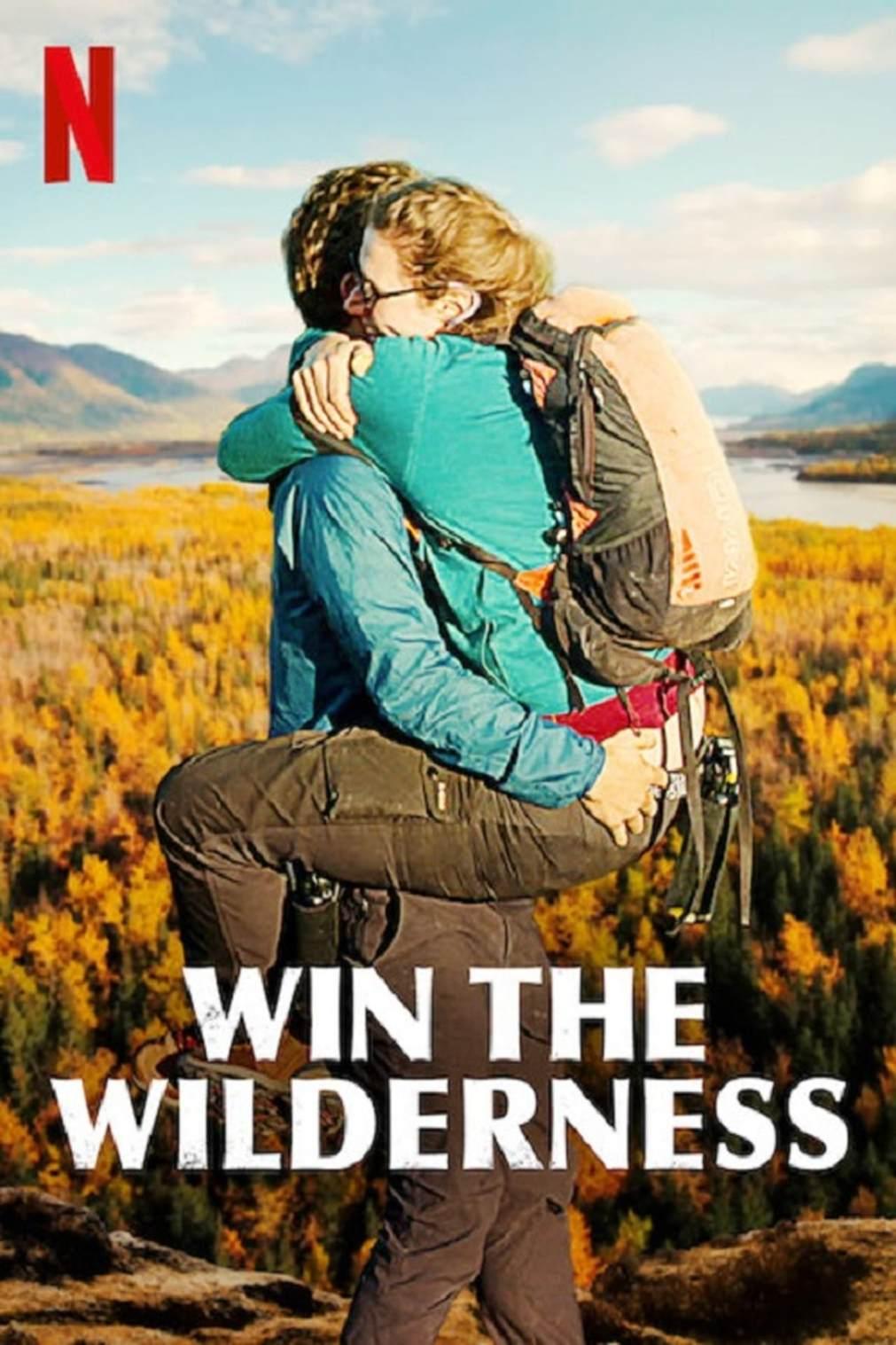 Win the Wilderness: Alaska kapak