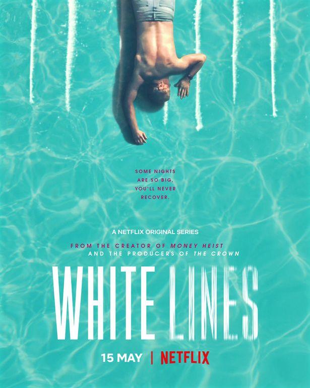 White Lines kapak