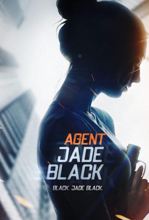 Agent Jade Black kapak