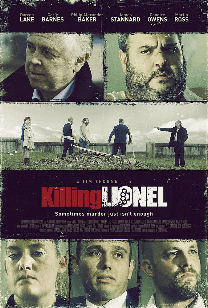Killing Lionel kapak