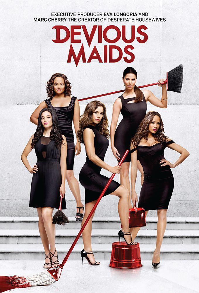Devious Maids kapak