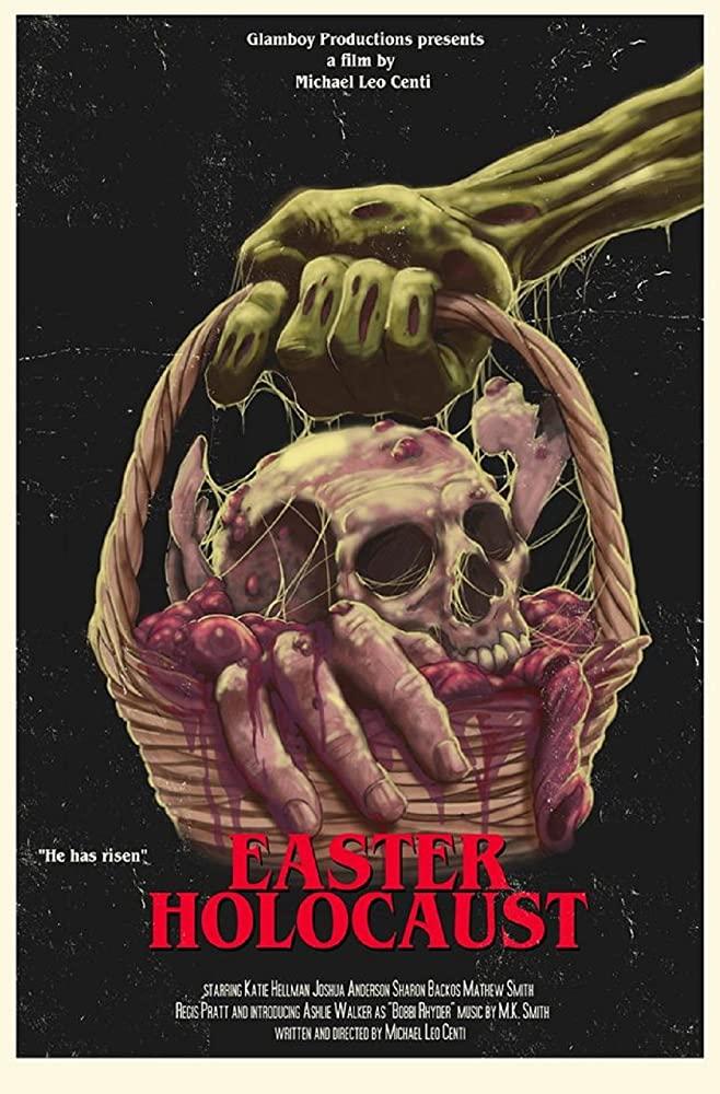 Easter Holocaust kapak