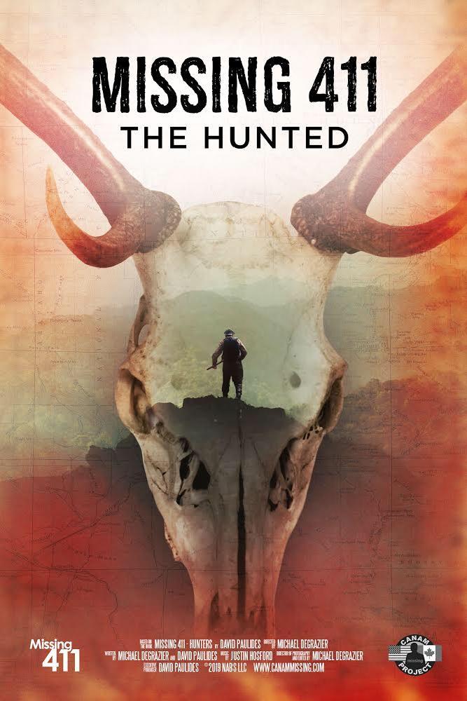Missing 411: The Hunted kapak