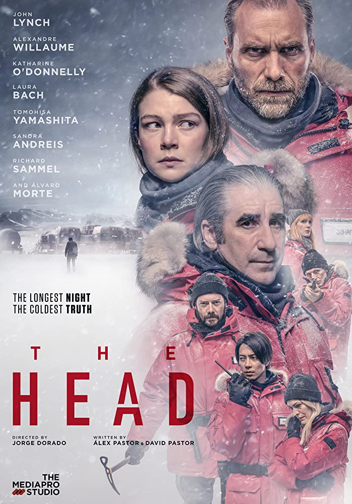 The Head kapak