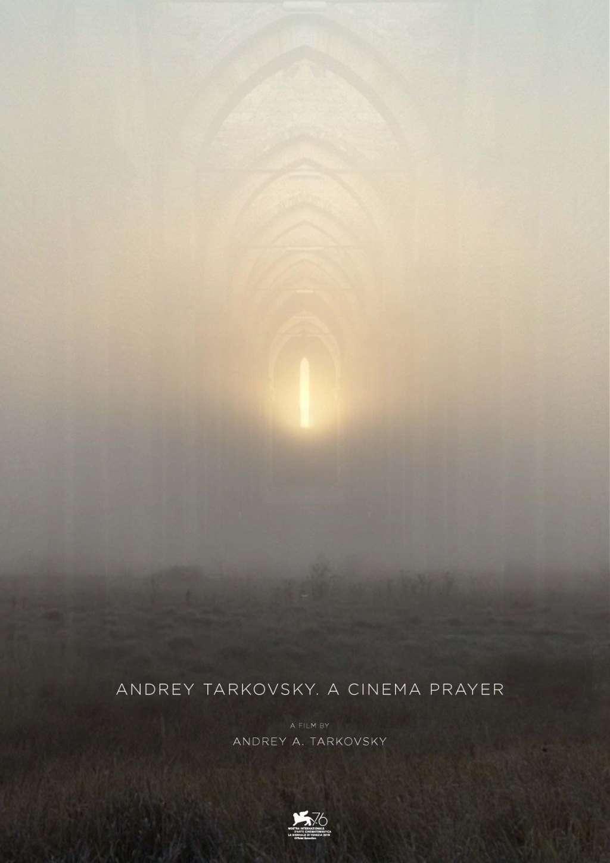 Andrey Tarkovsky. A Cinema Prayer kapak