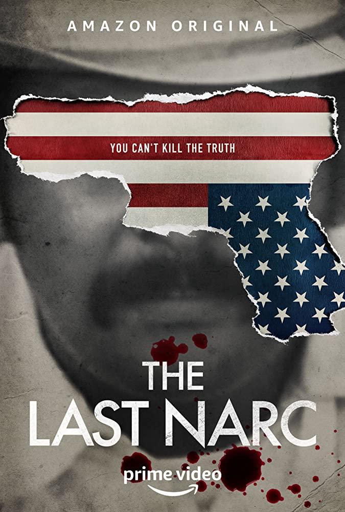 The Last Narc kapak