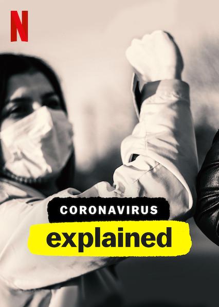 Coronavirus, Explained kapak
