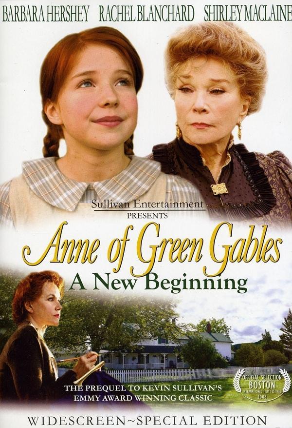 Anne of Green Gables: A New Beginning kapak