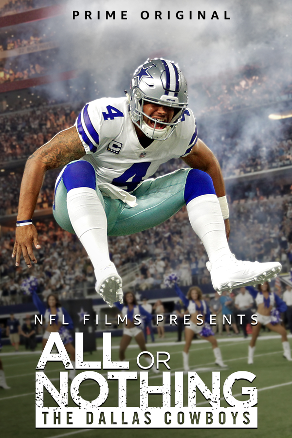 All or Nothing: The Dallas Cowboys kapak