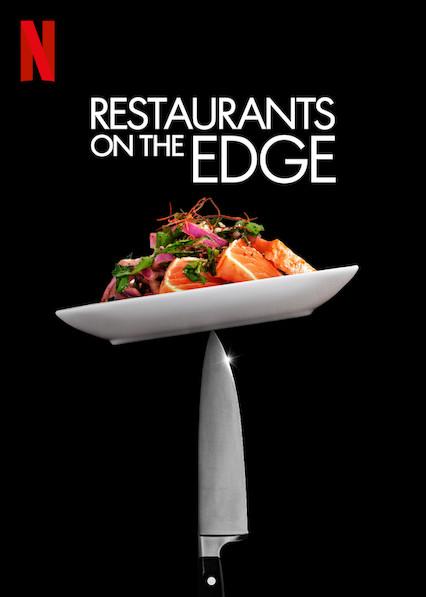Restaurants on the Edge kapak