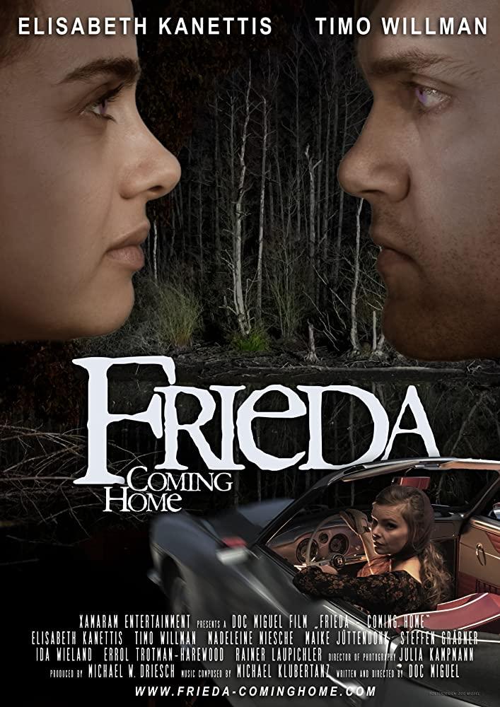 Frieda - Coming Home kapak